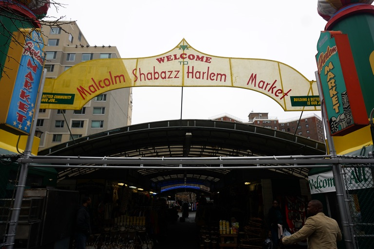Things to do in harlem nyc malcolm shabazz harlem market for Nyc stuff to do